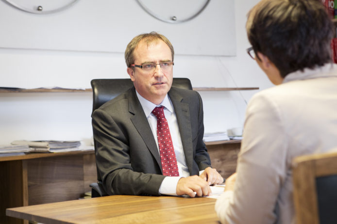 Anwalt Gratwein Straßengel Hans Georg Popp