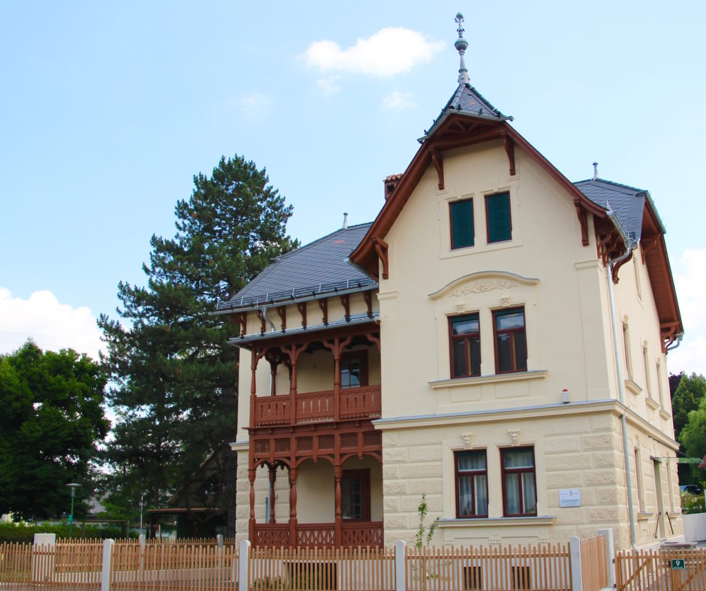 Villa Annenheim in Gratwein – Kanzlei Popp – Rechtsanwalt Hans Georg Popp, Rechtsanwalt Armin Posawetz